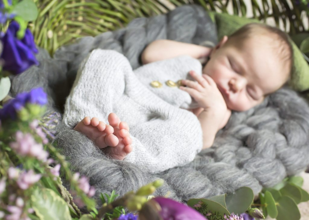 West Sussex Newborn Photography