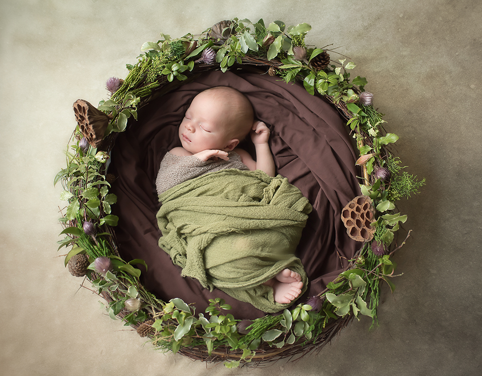 Haywards Heath newborn Photography