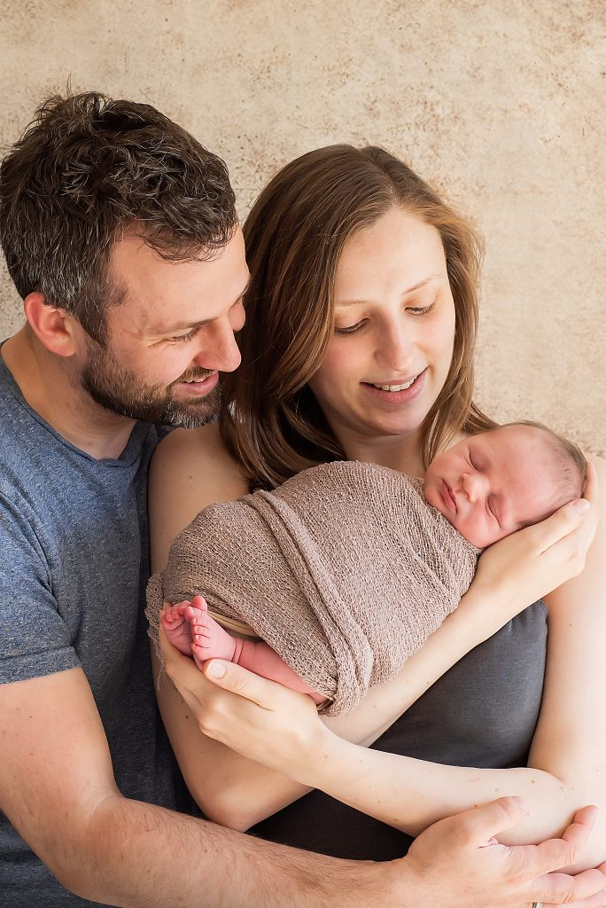 Family Portrait Newborn